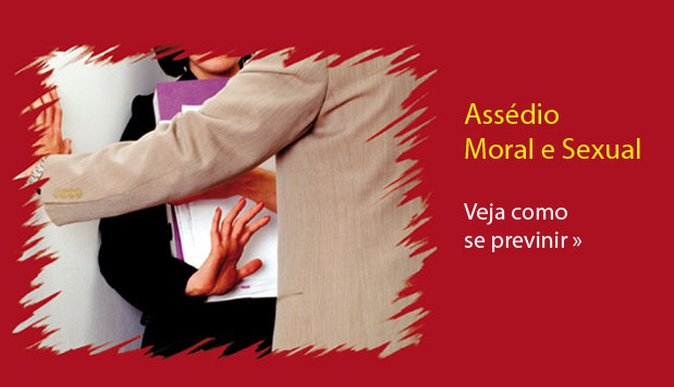 assedio moral e sexual